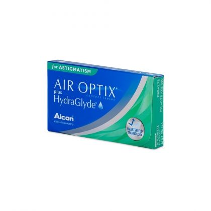 Alcon Air Optix Plus Hydraglyde for Astigmatism